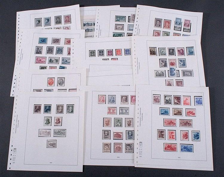 TSCHECHOSLOWAKEI 1945-1970