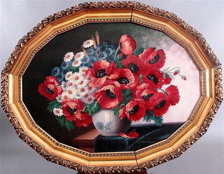 C. Burchard. Gemälde