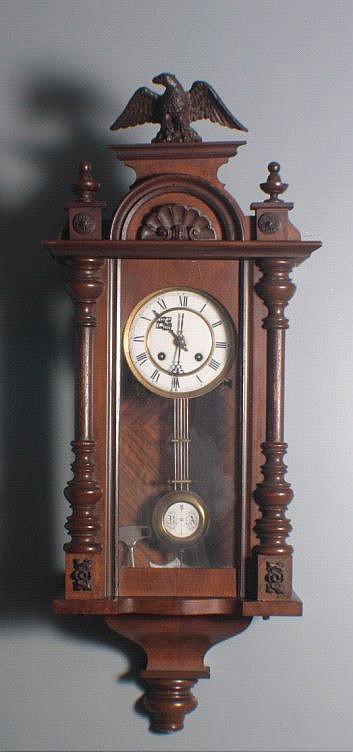 Regulator um 1900