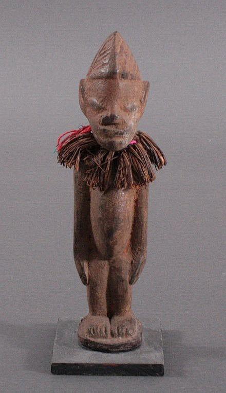 Figur Afrika, Zentralafrika 1. Hälfte 20. Jh.
