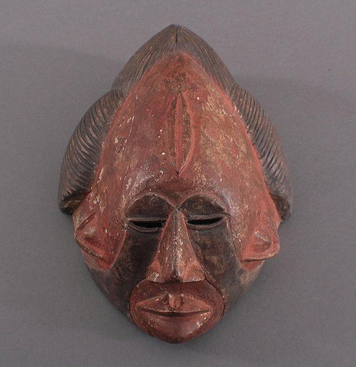 Stammesmaske, Afrika, 1. Hälfte 20.Jh