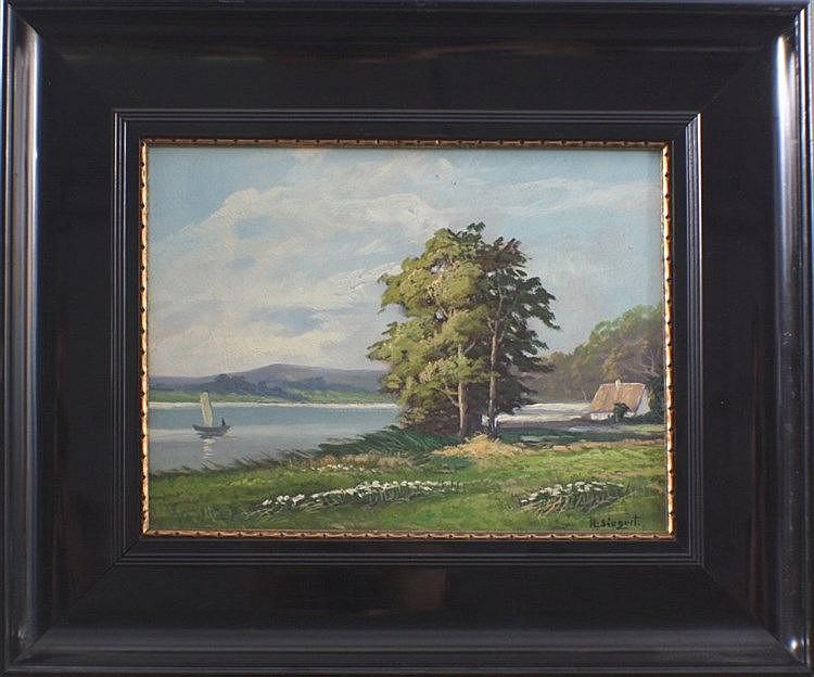 H. Siegert. Maler des 20. Jh.