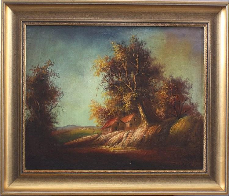 Loza (?-?), unbekannter Künstler des 20. Jh.