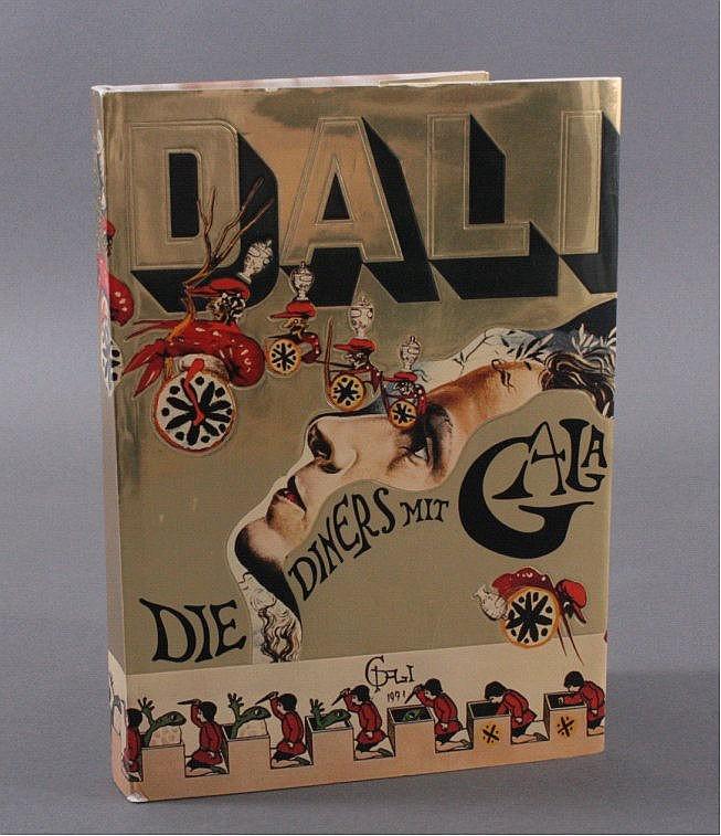 Salvador Dali - Die Diners mit Gala