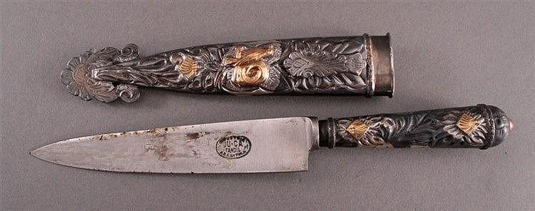 Gaucho Messer, Argentinien um 1900