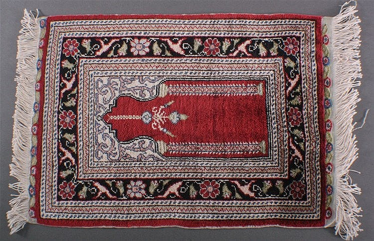 Kleiner Seidenteppich, Türkei