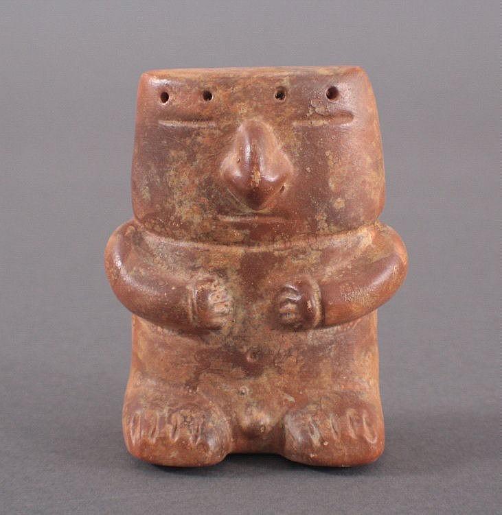Tonfigur Peru