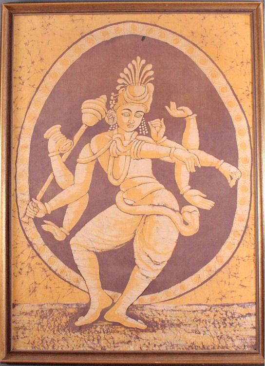 Göttin Schiva, Indien