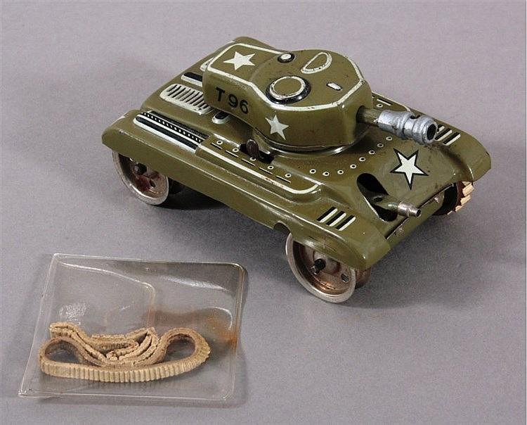 Panzer der Marke Gama T 96
