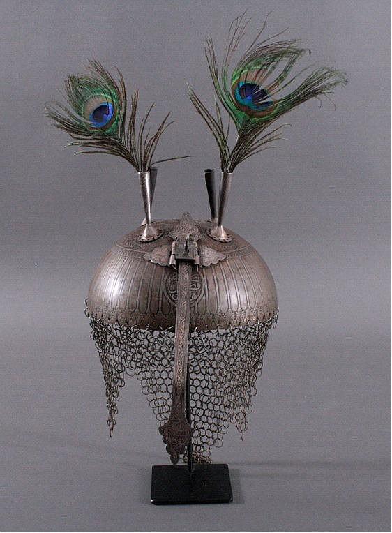 Helm, Persien