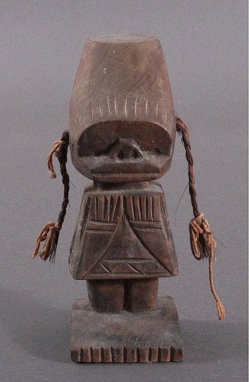 Holzfigur, Afrika, 1. Hälfte 20.Jh