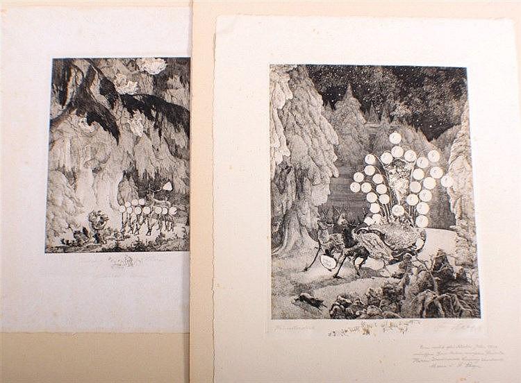 Ferdinand Staeger (1880 Trebitsch - Kraiburg 1976)