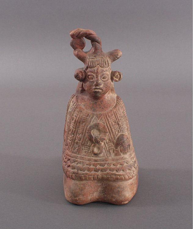 Tonfigur Peru, Inka-Stil