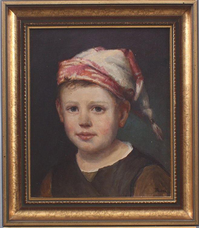 K. Thon, unbekannter Künstler des 20. Jh.