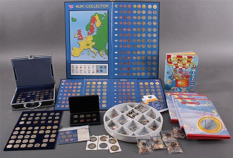 Konvolut Euro Münzen