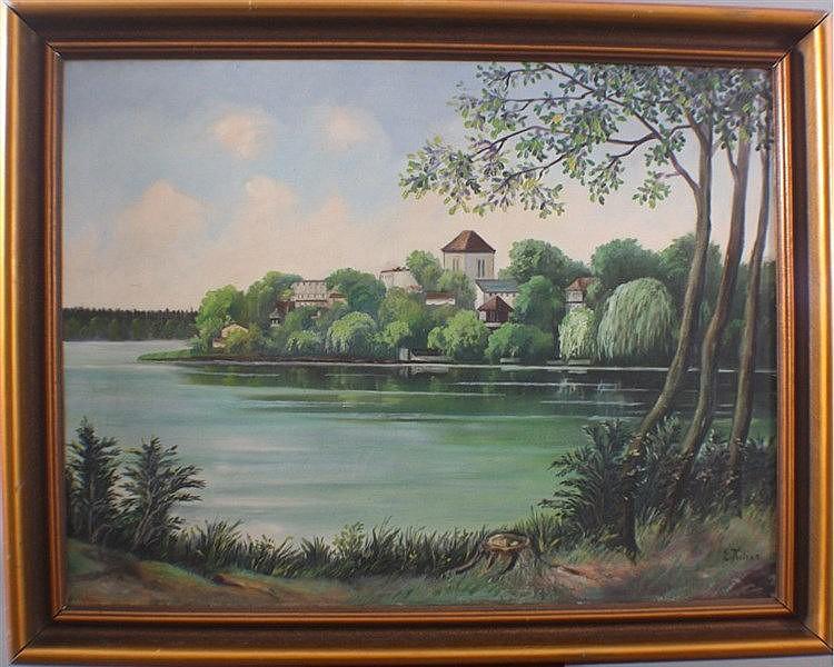 Kilian E., unbekannter Künstler des 20. Jh