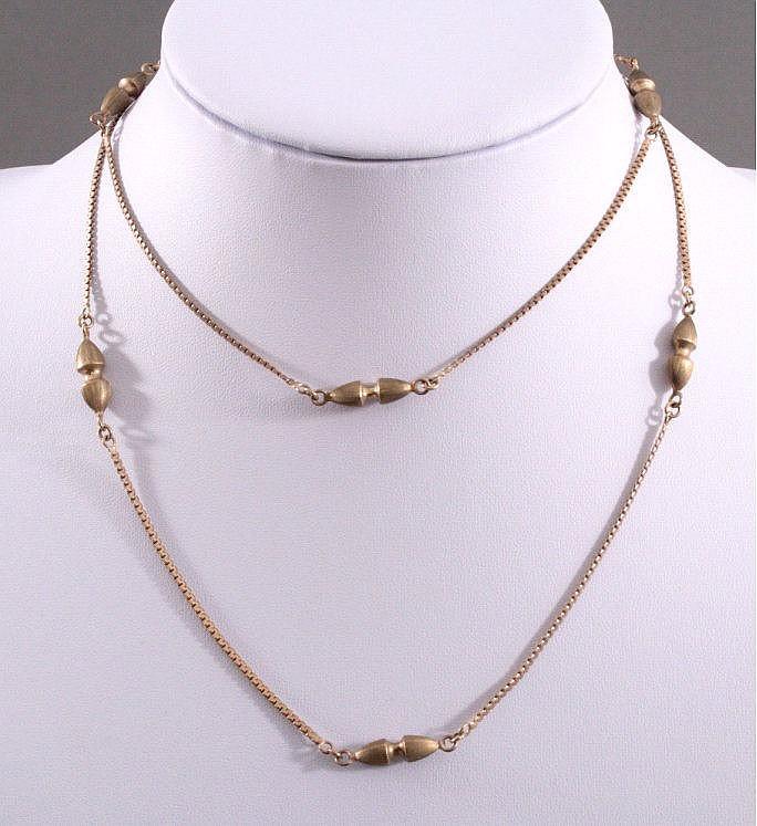 Halskette 333/000 GG