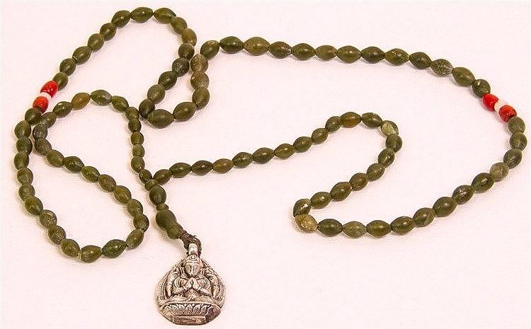Kaiserkette, Gebetskette aus Tibet
