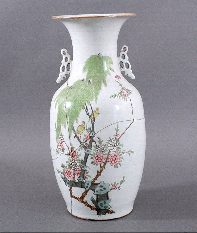 Antike Bodenvase, China