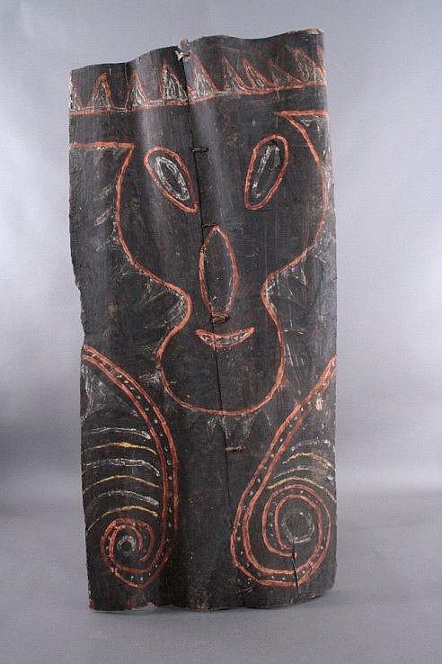 Minjaskulptur, Papua Neuguinea