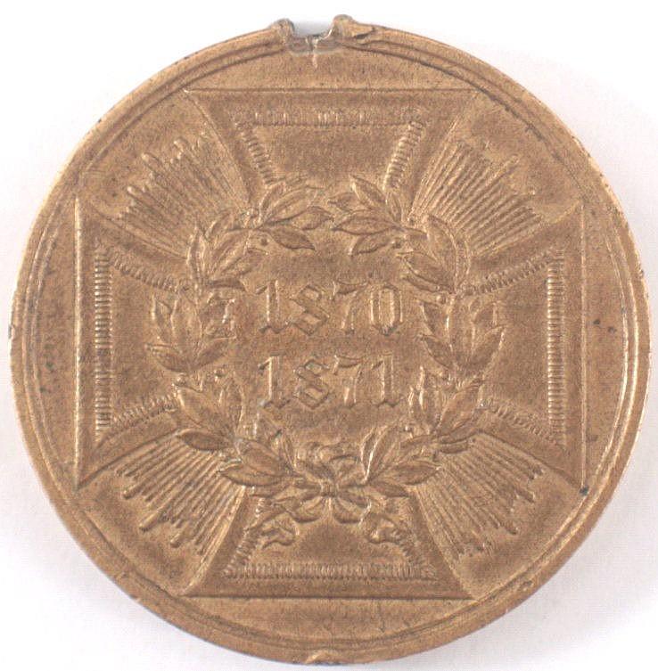Kriegsdenkmünze für die Feldzüge 1870-71