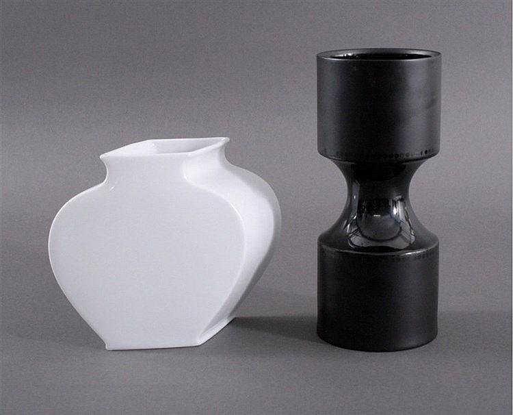 2 Vasen Rosenthal, Studio-Linie, 70er und 90er Jahre