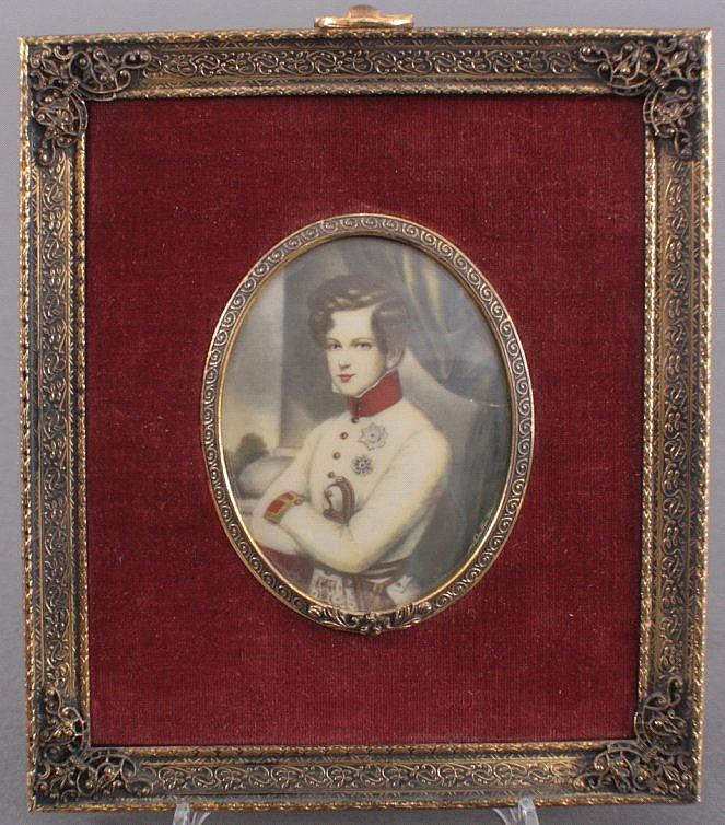 Daffinger, Moritz Michael 1790 Wien 1849