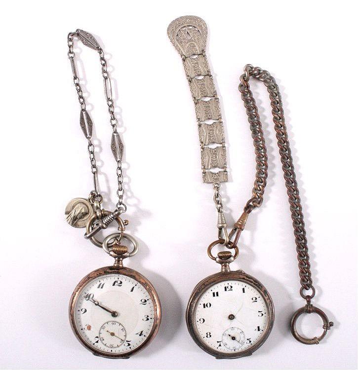 2 Taschenuhren