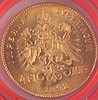Österreich 10 Kronen 1892