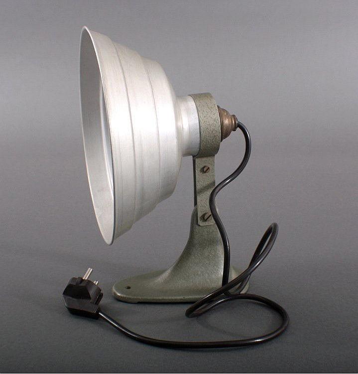 Wandlampe 40er/50er Jahre