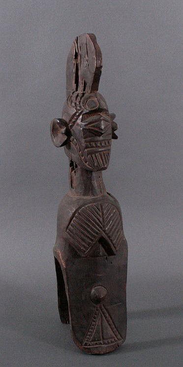 Tanzmaske der Mosi, Afrika 1. Hälfte 20. Jh.