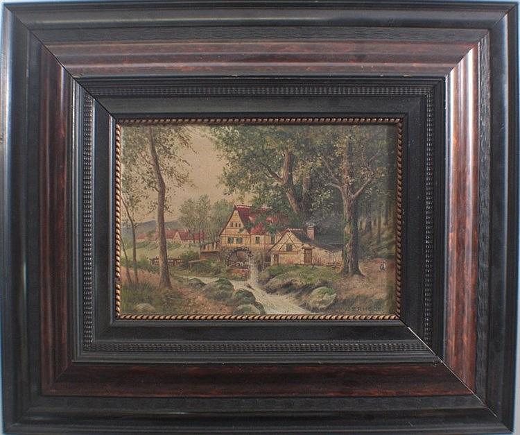 P. Rhode um 1850/1900