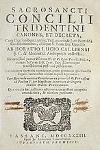 CALLIENSI. SACROSANCTI CONCILII TRIDENTINI, Canones