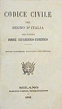 ITALIAN LAW CODEX