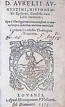 [Philosophy] S. AGOSTINO. Opera theologorum