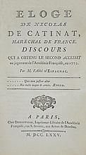 CONDORCET-AA. VV. Collection of 5 French works