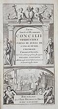 CHIFFLET. Sacrosancti et Oecumenici Concilii
