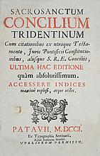 Sacrosanctum Concilium Tridentinum
