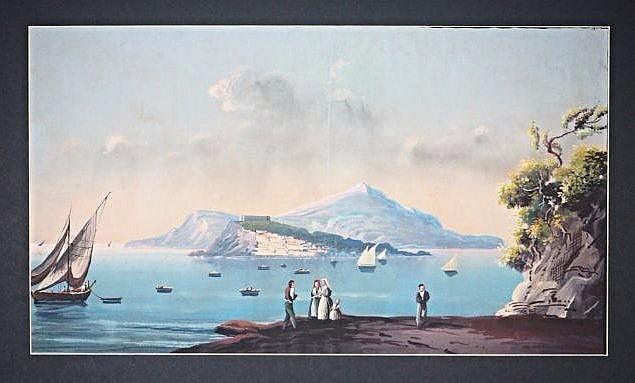 [Ischia] Guache