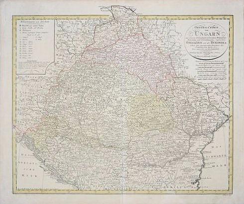 [Hungary] Map