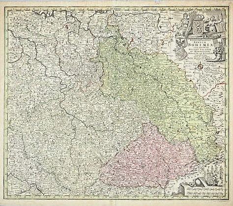 [Bohemia] Map