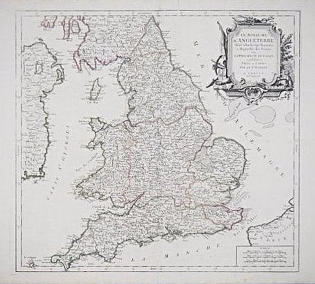 [United Kingdom] Map
