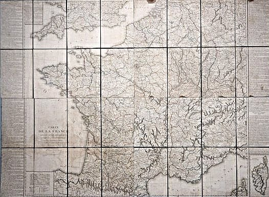 [France-Belgium] 4 Maps