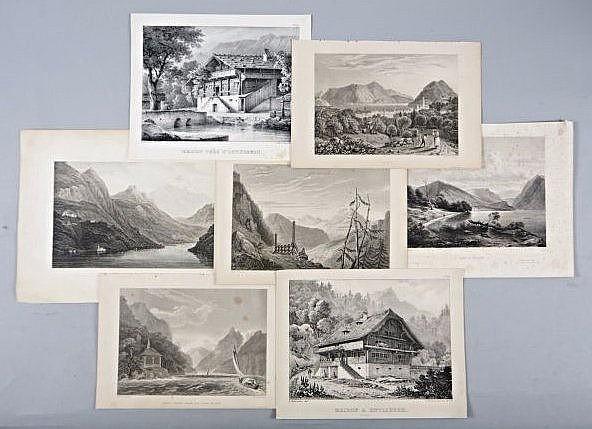 [Swiss] 7 Swiss landscape