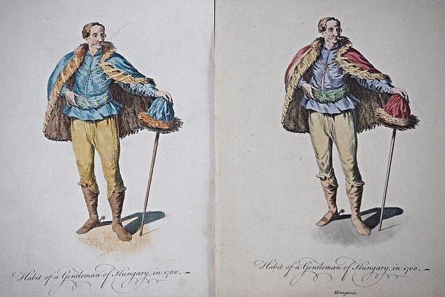 [Hungary] 6 costumes