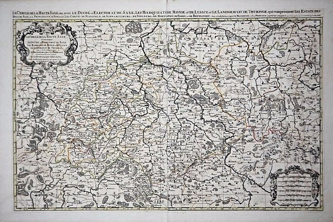 [Germany-Saxony] Map