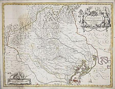 [Italy] Treviso Map
