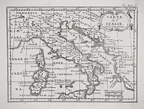 [Italy] Maps