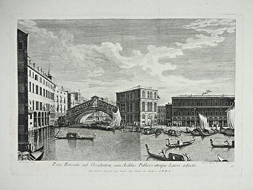 [Venice] BRUSTOLON, Giambattista