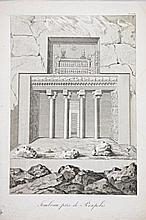 [Persia] 5 Views of Persia, XVIII century
